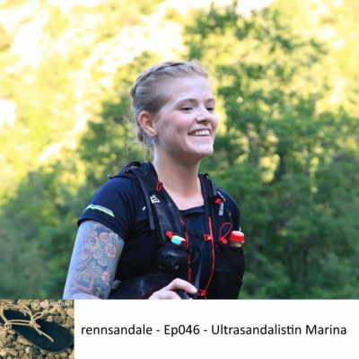 Ultra-Sandalistin Marina - RS-ep046