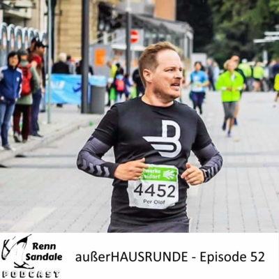 außerHAUSRUNDE mit Per-Olof de Marco - RS-Ep052
