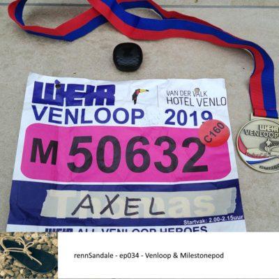 Venloop 2019 & Milestonepod - RS-ep034