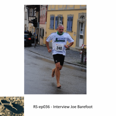 Interview Joe Barefoot - RS-ep036