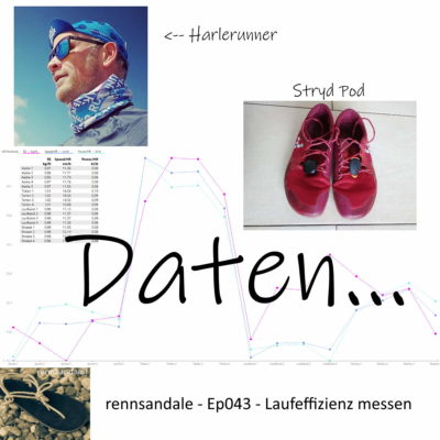 Laufeffizienz messen - RS-ep043