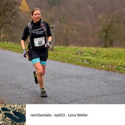 Interview mit Lena Weller - RS-ep033