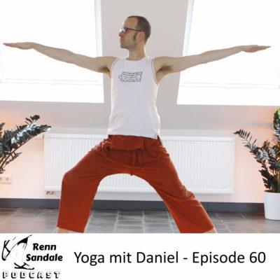 Yoga mit Daniel de Lorenzo - RS-Ep060