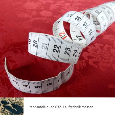 Laufsensoren - Lauftechnik messen – RS-ep032